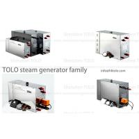 Buy cheap 3 Phase Wet household steam generator auto flushing for steam bath from Wholesalers