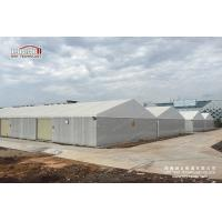 Buy cheap 3000 sqm 6m Side Height Alucminum Warehouse Tent With Sandwich Hard Walls from wholesalers