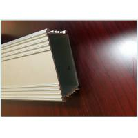 Buy cheap Corrosion Resistance Hard Anodized Aluminum , Polishing Item Aluminium Profile from wholesalers