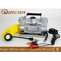 Buy cheap Mini air compressor tank 12V portable Air Compressor double cylinder from wholesalers