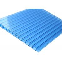 UV ProtectiveTwinwall Hollow Polycarbonate Sheet for Building Material