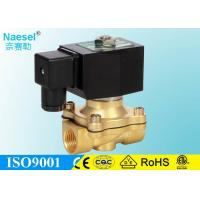 Buy cheap 1 / 2 Inch Solenoid Shut Off Valve For Water With IP65 DIN Terminal Coil from wholesalers