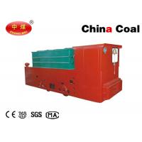 Buy cheap Heavy Duty Mining Equipment 12T Electrical Mining  Battery Locomotive with Large Traction Force from wholesalers