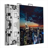 Buy cheap Ultra Light P6 Hd Custom Led Signs Display Screen With Front Service from wholesalers
