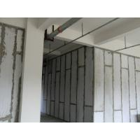Waterproof MgO Prefabricated Hollow Core Lightweight Insulated Concrete Panels