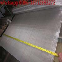 Buy cheap Pure nickel wire mesh/nickle wire cloth/0.5 mm Nichrome 80 20 wire Nickel Chrome wire mesh screen/cloth from wholesalers