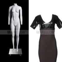 Buy cheap New design type full body woman ghost mannequin for display from wholesalers