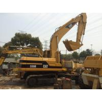Buy cheap 320BL 320B CAT used excavator for sale excavators digger 330BL second hand digger for sale from wholesalers
