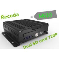Buy cheap Dual SD Card car video camera recorder Hybrid 3G GPS WIFI H.264 product