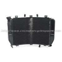 Buy cheap Hand Welding Aluminum Motorcycle Radiators For KAWASAKI Ninja ZX6R ZX6RR from wholesalers