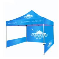 Buy cheap Heavy Duty Promotional Canopy Tent , Steel Waterproof Promotional Pop Up Tents from wholesalers