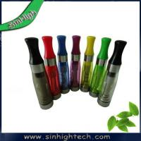 Buy cheap Trasparenat 1.6ml Long Wick Ego CE4 Clearomizer Atomizer with 7 Colors from wholesalers