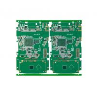 Buy cheap 6 Layers Multilayer PCB Board FR4 With Impedance Control ENIG from wholesalers