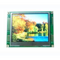 Buy cheap 3.5 inch 320x240 dots matrix tft lcd module support 8080/6800 I2C or 3/4-wire SPI I/F with 4-wire resistive touch panel from wholesalers