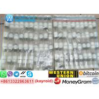 Buy cheap HGH Frag 176-191 Peptide Hormones Bodybuilding Fat Burner Weight Loss Sleeping Injection from wholesalers