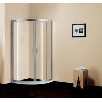 Buy cheap corner bath shower screen / bath shower enclosure /tempered glass bath shower room from wholesalers