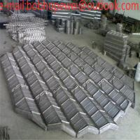 Buy cheap Distillation Column Packing In Tower Internals Wire Mesh Demister //dust washing tower demister/filter demister from wholesalers