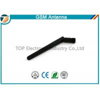 Buy cheap Wireless Rubber Flexible GSM GPRS Antenna 2 dBi Gain 900MHz / 1800MHz from wholesalers