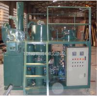 Buy cheap Lubricating Oil Regeneration Machine , Small Size Oil Regeneration Machine from wholesalers