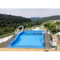 Buy cheap Surfing Flowrider Water Ride Extreme Sport Fun 21.7m * 13.4m For Aqua Park product