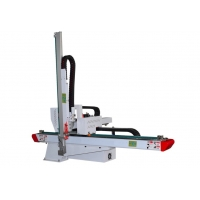 Buy cheap Pick And Place Robot Arm For Plastic Injection Molding Industry From 150-650 Tons from wholesalers