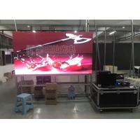 Buy cheap 2000CD/M²  SMD 2121 Rental LED Displays , 1R1G1B Pixel 3mm Indoor Led Screen from wholesalers