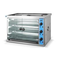 Buy cheap Gas Chicken Rotisserie (HGJ-3P) from wholesalers
