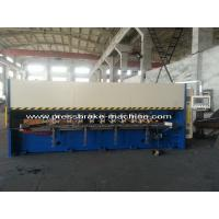 Buy cheap sharped corner V Cutter CNC Grooving Machine Hydraulic 3.2m Long Table CE Standard from wholesalers