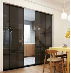 Buy cheap 45x16 aluminum sliding doors glass door interior doors long life span good heat and sound insulation from wholesalers