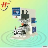Buy cheap CE Factory Price Single Color Pneumatic Semi-automatic Pad Printing Machinery for Logo Lable Printing HS-160Y from wholesalers