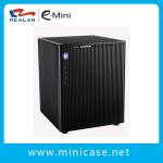 Buy cheap Micro ATX Mini ITX PC Case , Unique Slim Aluminum Desktop Case from wholesalers