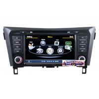 Buy cheap Car Stereo dvd Multimedia for Nissan QASHQAI X-Trail GPS Navigation Stereo Radio Headunit from wholesalers