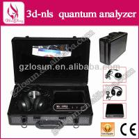 Buy cheap 2015 Newest 3D NLS Health Analyzer Full Body Health Detector from wholesalers