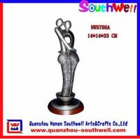 Buy cheap polyresin figurine,polyresin lover sculptures,resin gifts from wholesalers