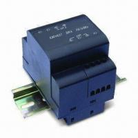 Buy cheap Epoxy Resin Embedding Rail Transformer with No Less Than 3500V AC/1 Minute Dielectric Strength from wholesalers