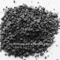 Buy cheap fused magnesia-alumina spinel, Super-Class (Refractoriness> 2000°),Block ,black gray granular from wholesalers
