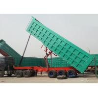 Buy cheap Large Loading Capacity Semi Trailer Truck 60 Tons 25-45CBM With ISO Certification from wholesalers
