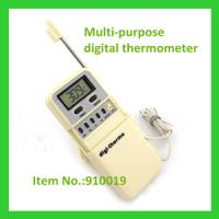 Buy cheap Digital indoor outdoor maximum and minimum thermometer from wholesalers