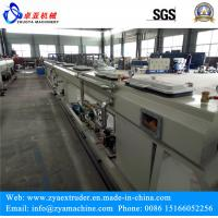 Buy cheap Quality PP/PE/PPR Pipe Extruder Machine/Plastic Extruder for Water Supply from wholesalers
