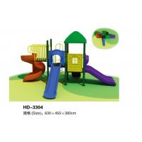 Buy cheap Plastic Outdoor Playground Amusement Park Factory Game Outdoor Children for Sale from wholesalers