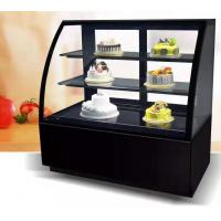 Buy cheap Stainless Steel or Marble base Flower Display Cooler,Pastry Showcase,Refrigerated Cake Display Cabinet from wholesalers