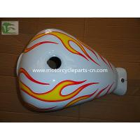 Buy cheap Harley Davidson Motorcycle White FUEL TANK  Iron, Steel Alloy Harley 50CC FUEL TANK from wholesalers