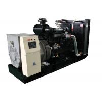 Buy cheap A Open Frame Diesel Generators Canopy Color Optional With Radiator And Cummins Engine product