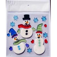 Buy cheap Christmas window stickers, different style can be choose product