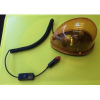 Buy cheap 12V Halogen/LED magnetic strobe siren for car accessories from wholesalers
