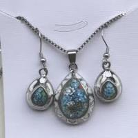 Buy cheap mixed color Unisex fully hand-made starfish Murano Glass Jewelry Sets from wholesalers