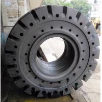 Buy cheap OTR Solid bias tyre, truck/forklift/loader tyre 23.5-25tire tread mold rubber tire mold from wholesalers