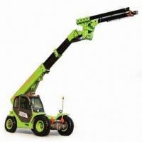 Buy cheap Telescopic Handler Hydro-mechanical Forklift Truck, Container Stacker, Reach Stacker from wholesalers