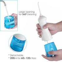 Buy cheap Dentist Recommended Teeth Effective Cleaning Dental Hygiene Dental Water Flosser from wholesalers