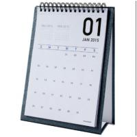 Buy cheap Table Monthly Easel Desk Calendar Sticky Notes For Weekly / Daily Planner from wholesalers